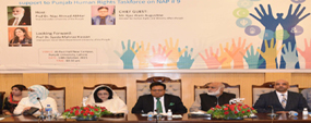 Need to work together for peace, development in Pakistan- Minister