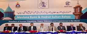 Minister urges students to do research on Sufis