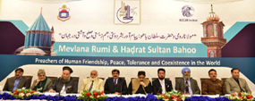 Sufis promoted love, eliminated hate