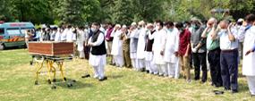 Dr Mughees uddin Sheikh passes away