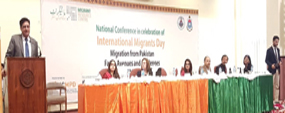PU organizes moot on migrants' issues